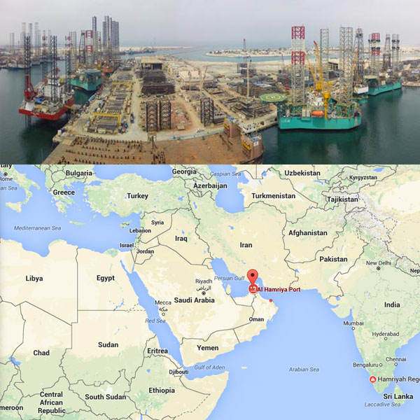 Monitor systems dubai middle east and north africa al hamriyah port and hamriyah facility lamprell gumiabroncs Images