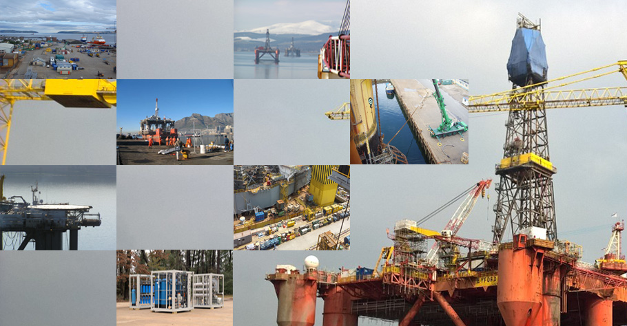 Case Studies: Oil & Gas / Marine Industry