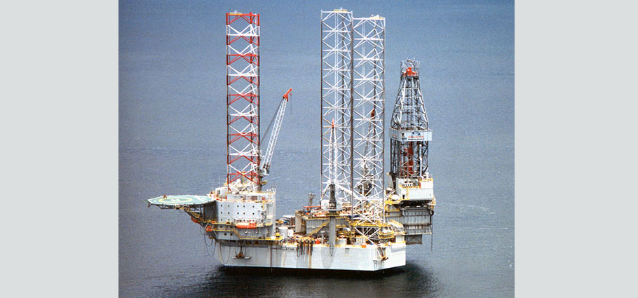 GSF Constellation 1 Jack-Up Rig