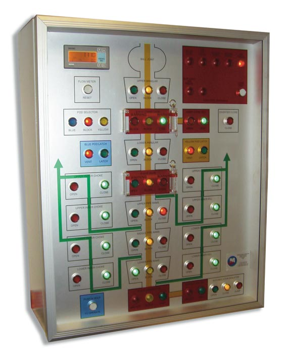 Bop Blow Out Preventer Control System Design Manufacture