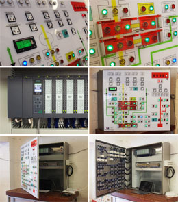 Monitor Systems Engineering, BOP control panel design and manufacture