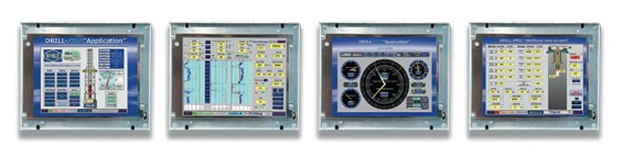 Monitor Systems Drilling Data Acquisition
