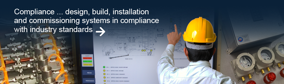 monitor systems compliance