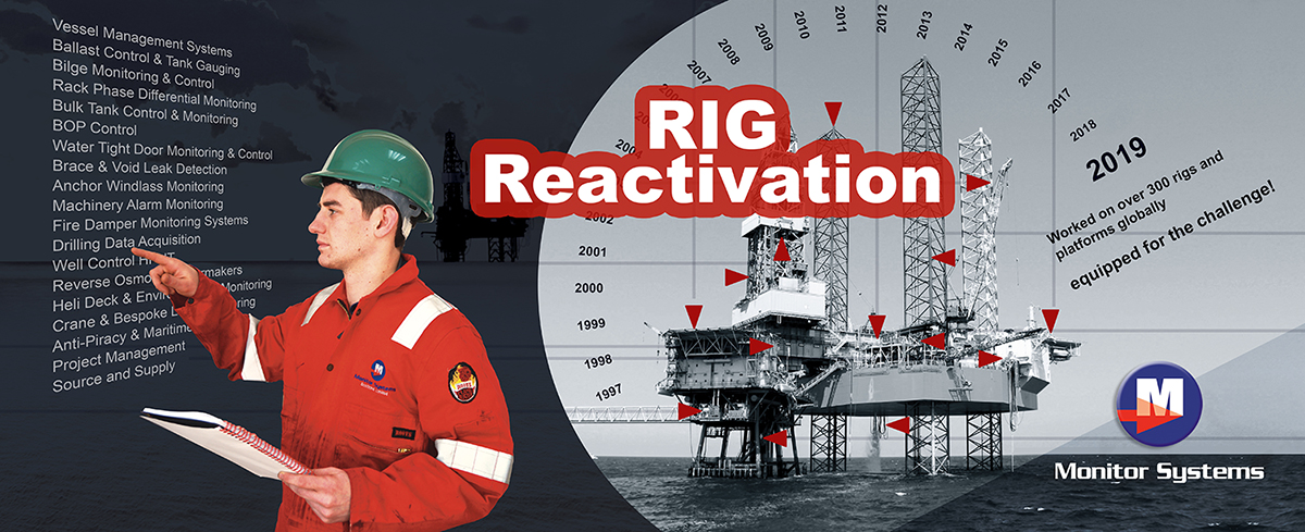 rig reactivation services, 22 years