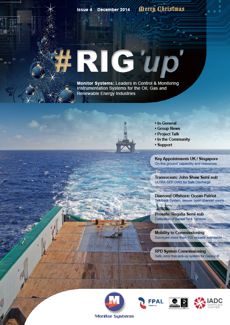 rig up issue 4