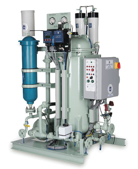 ULTRA-SEP Oily Water Separator for Safe Discharge