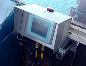 Anchor Windlass Monitoring System