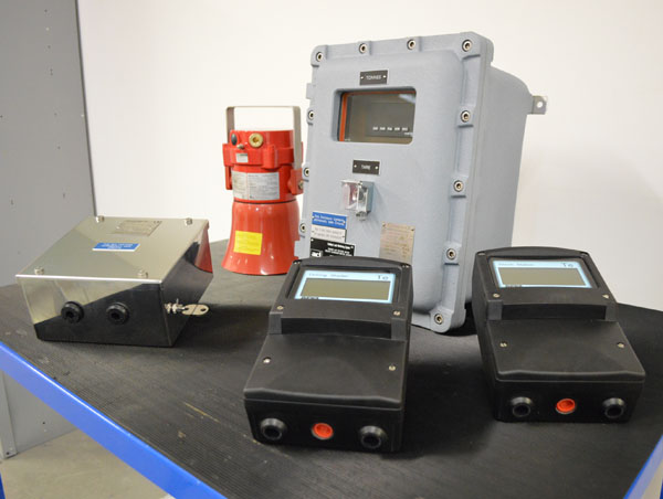 ATEX Compliant Load Monitoring System