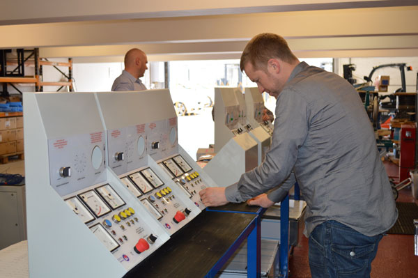 design and manufacture at monitor systems aberdeen