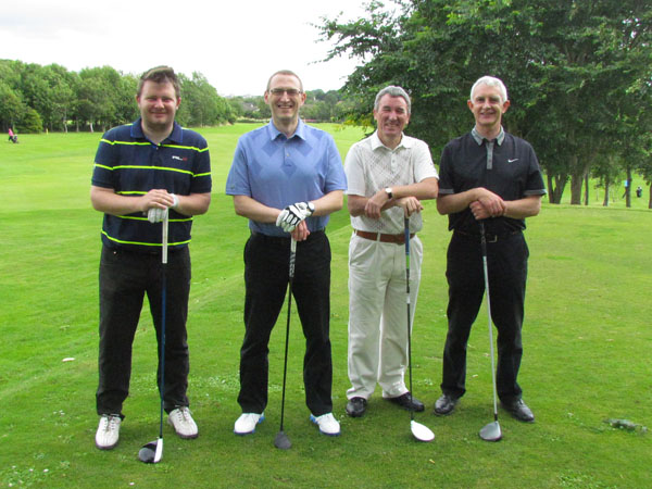 CLAN Charity at Insch Golf Club